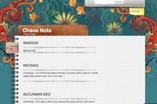 NoteChaos