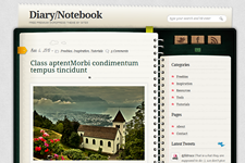 DiaryNotebook